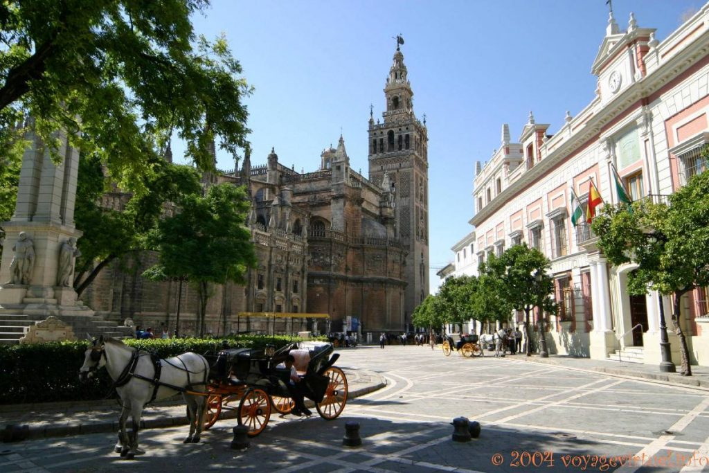 luxury visit to Seville cathedral