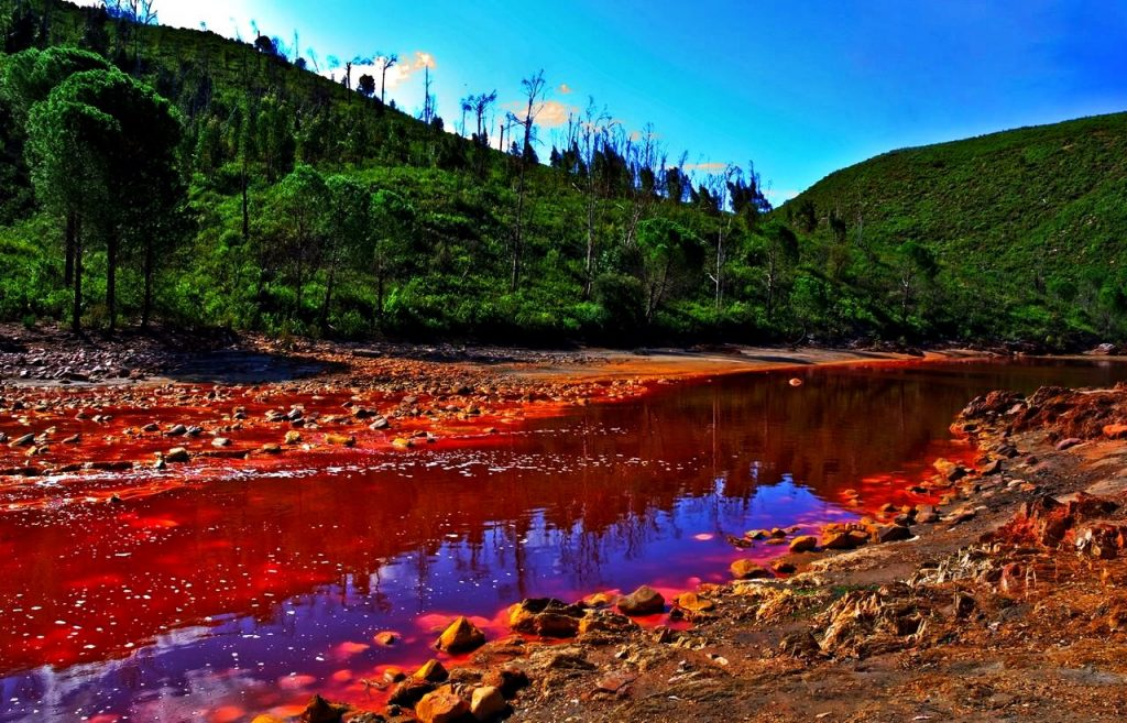 See the Rio Tinto on a private tour
