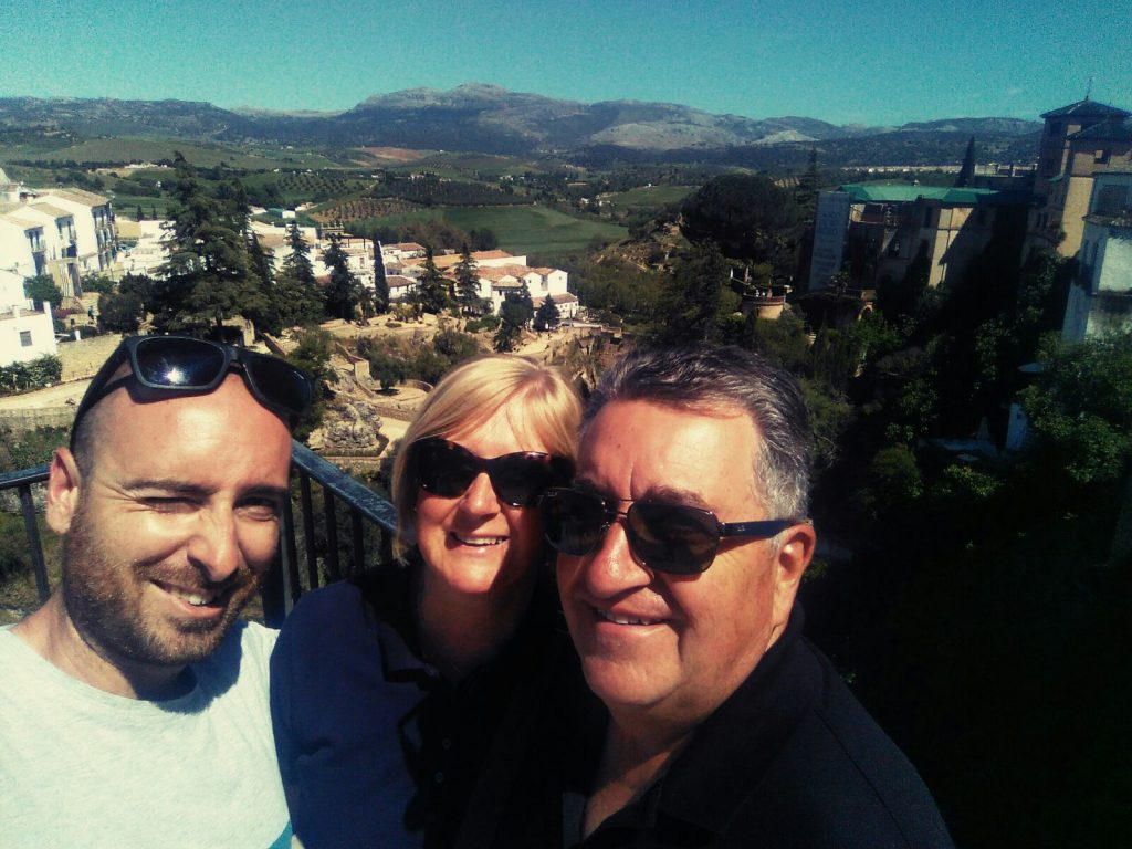 bespoke tour in Ronda on private transfer