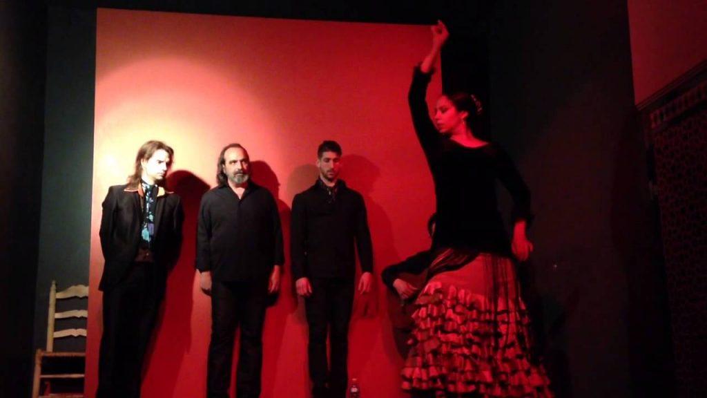 best flamenco in Seville