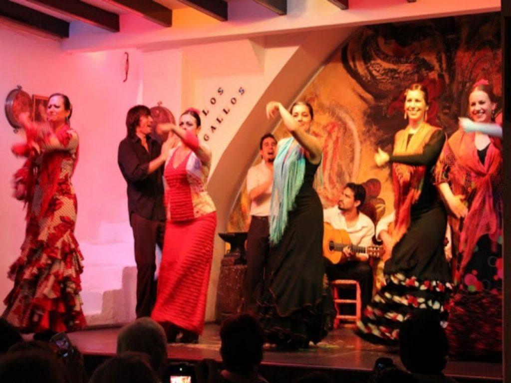 child friendly flamenco tour