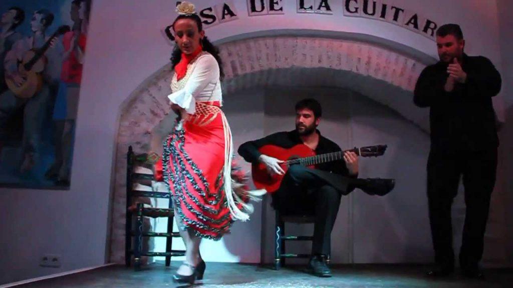 Experience flamenco culture in Seville