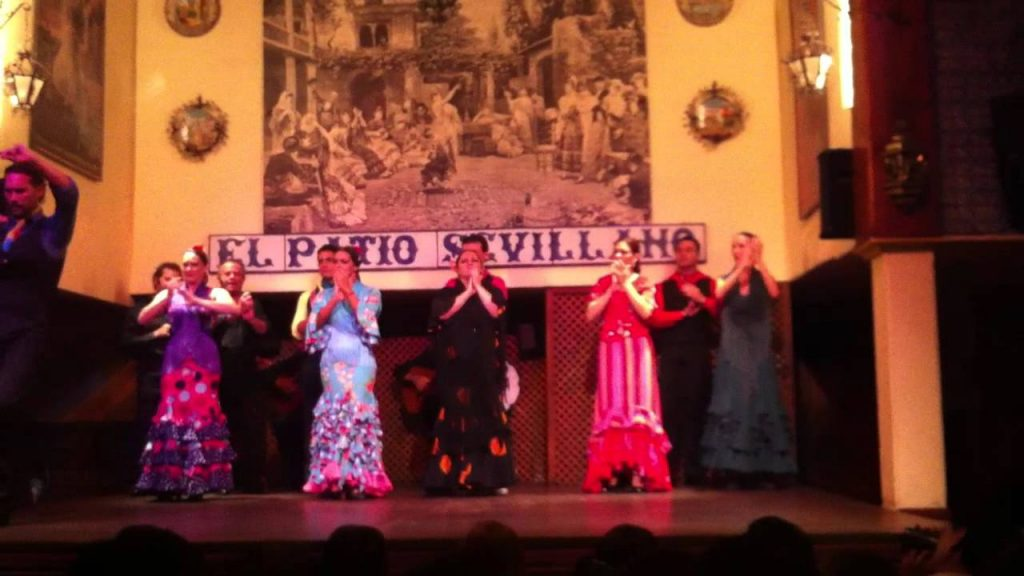 experience flamenco in the heart of Spain