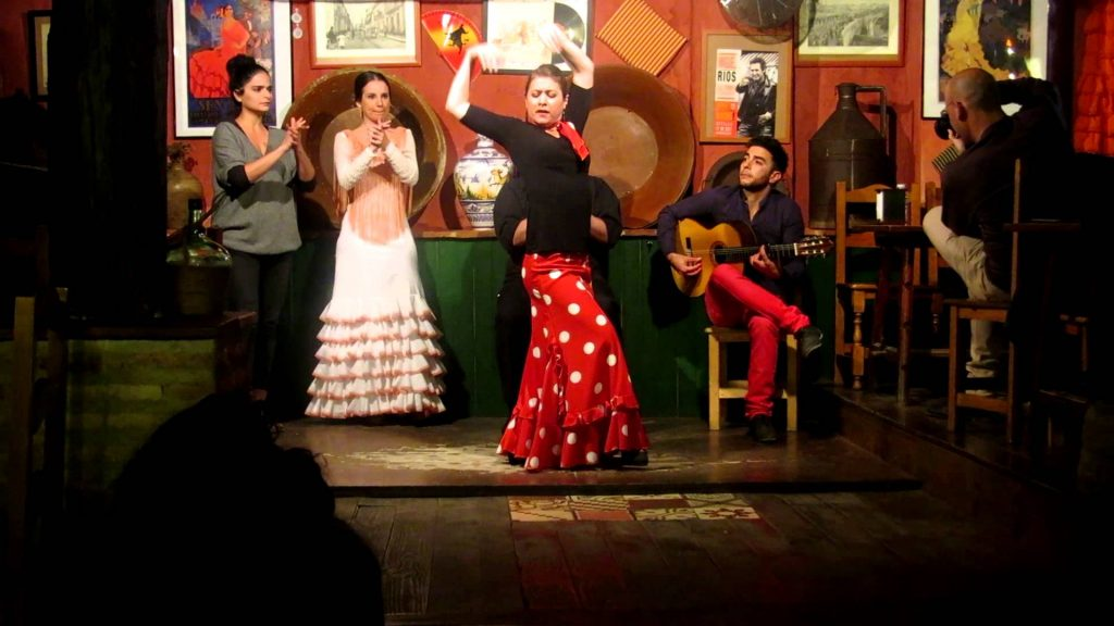 learn about flamenco culture on tapas tour