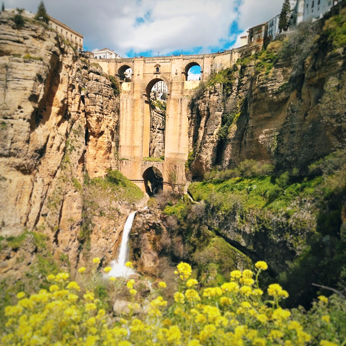 private guide on day trip to Ronda from Seville
