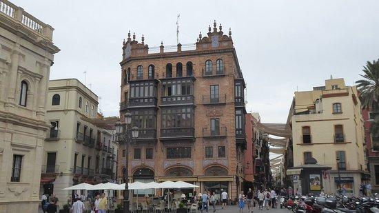 private shopper on city break in Seville