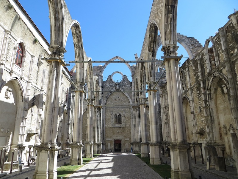 Private tour of the landmarks of Lisbon