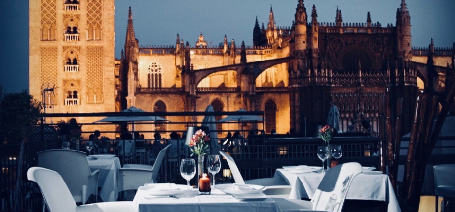 Good places to have dinner in Seville Spain on New Years Eve