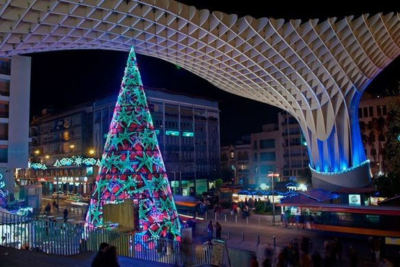 What to visit during Christmas vacation in Seville 2018