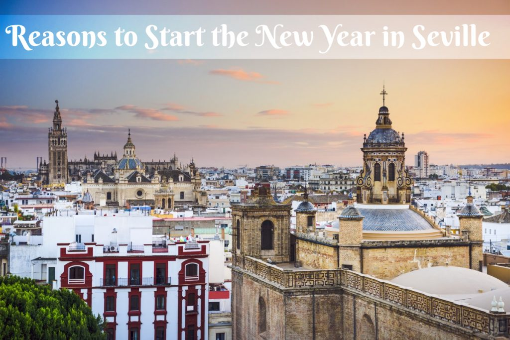 new year in seville