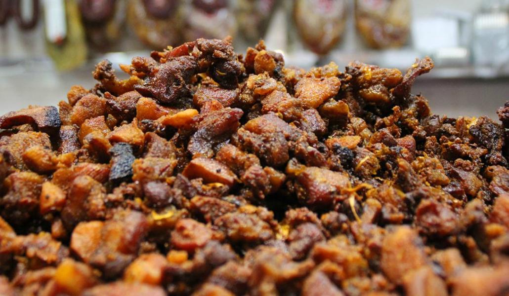 authentic tapas food seville spain