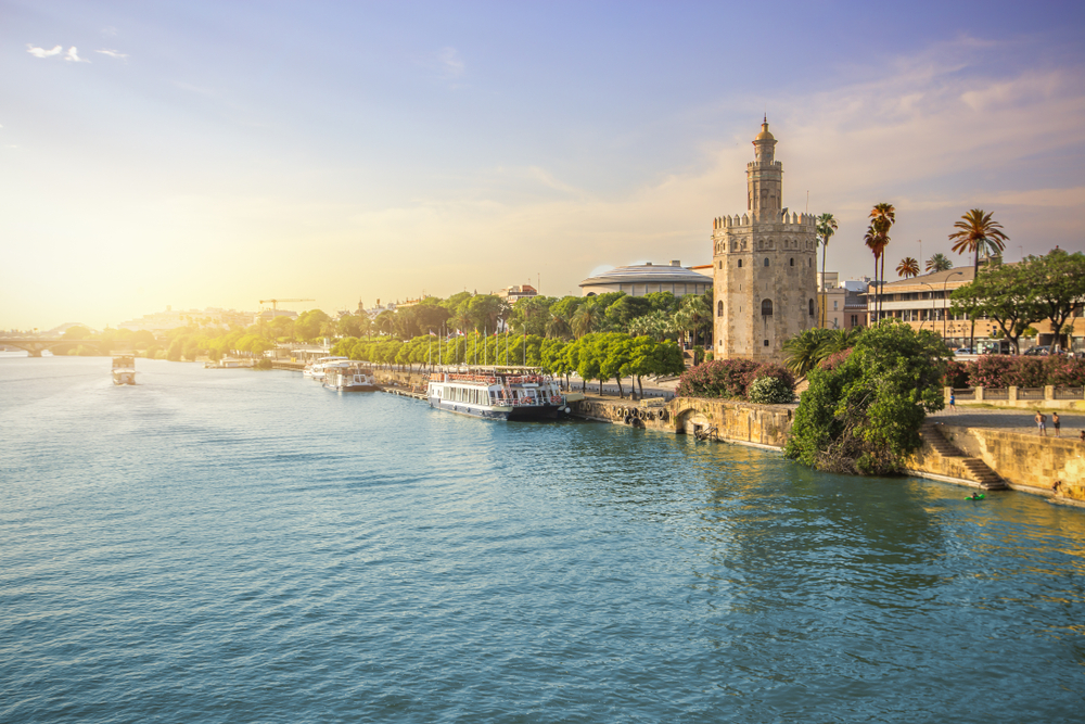 honeymoon in Seville/Spain, which cities are best for a honeymoon in Spain
