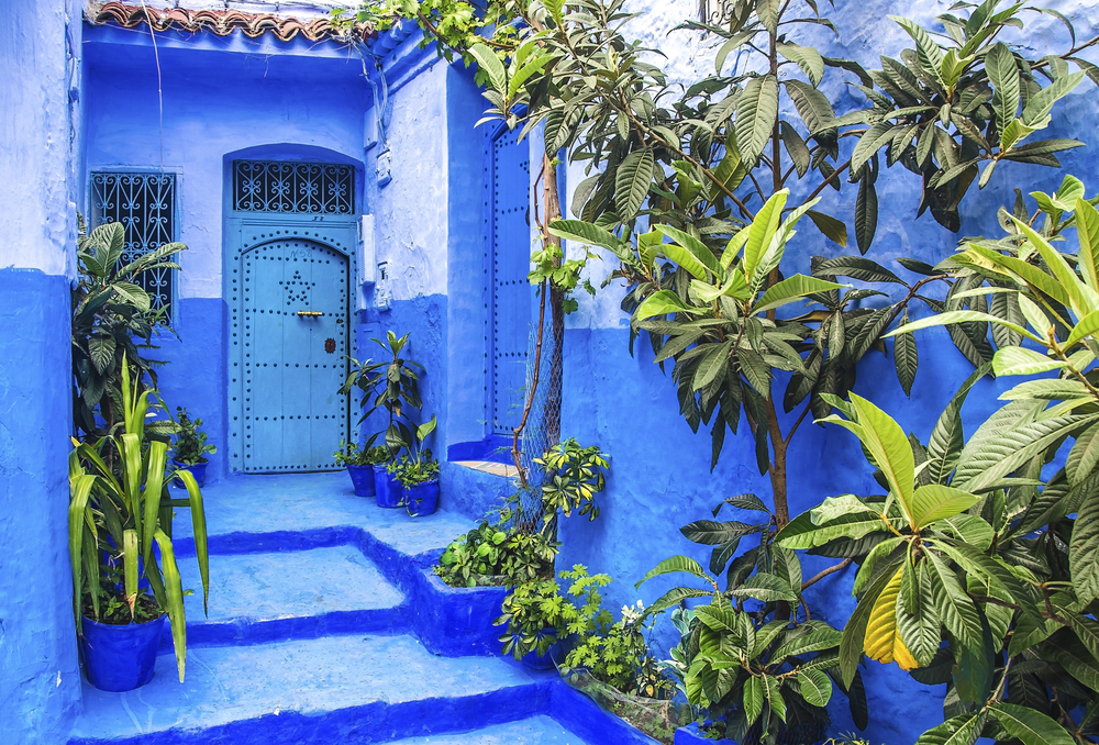 travel to Morocco/Tangier & Chefchaouen from Seville/Spain