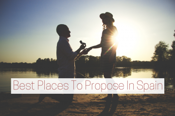 best places to propose in sevilla/spain