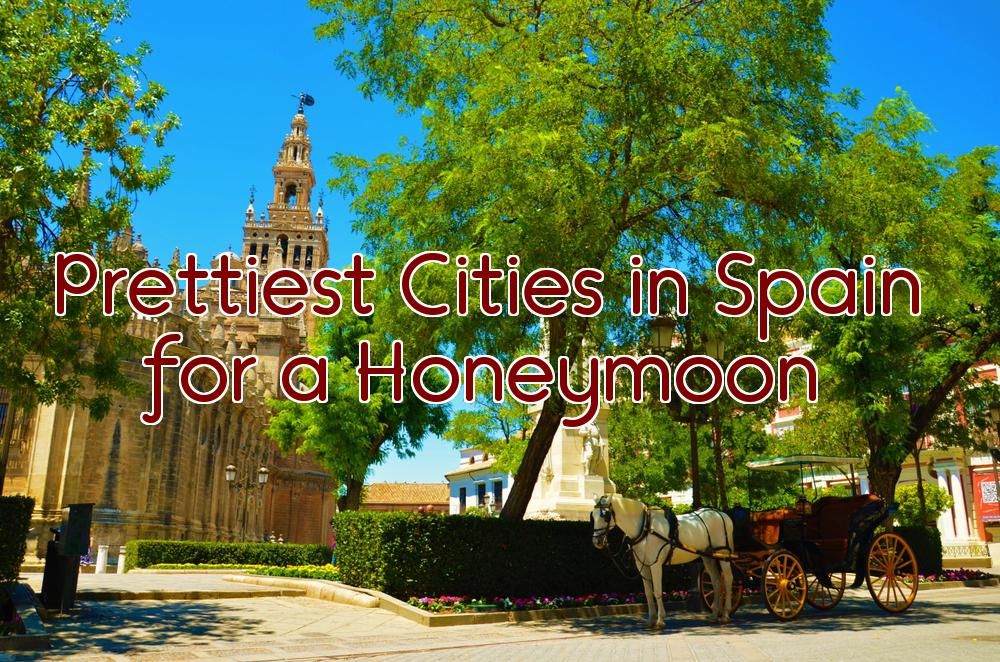 honeymoon in Spain/Seville