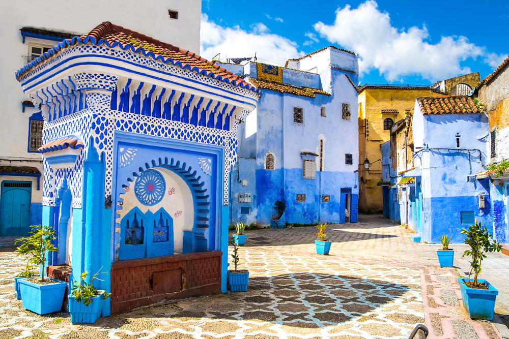 travel to Morocco/Tangier & Chefchaouen from Seville/Spain, trip to morocco from andalusia/spain/seville