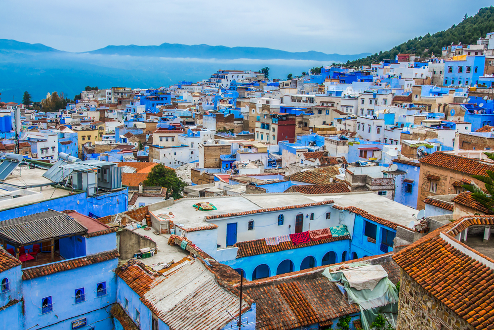 travel to Morocco/Tangier & Chefchaouen from Seville/Spain, best way to travel to morocco from spain