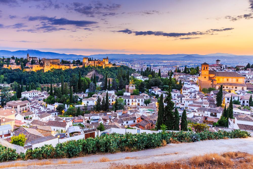 honeymoon in Seville/Spain, best locations for honeymoon