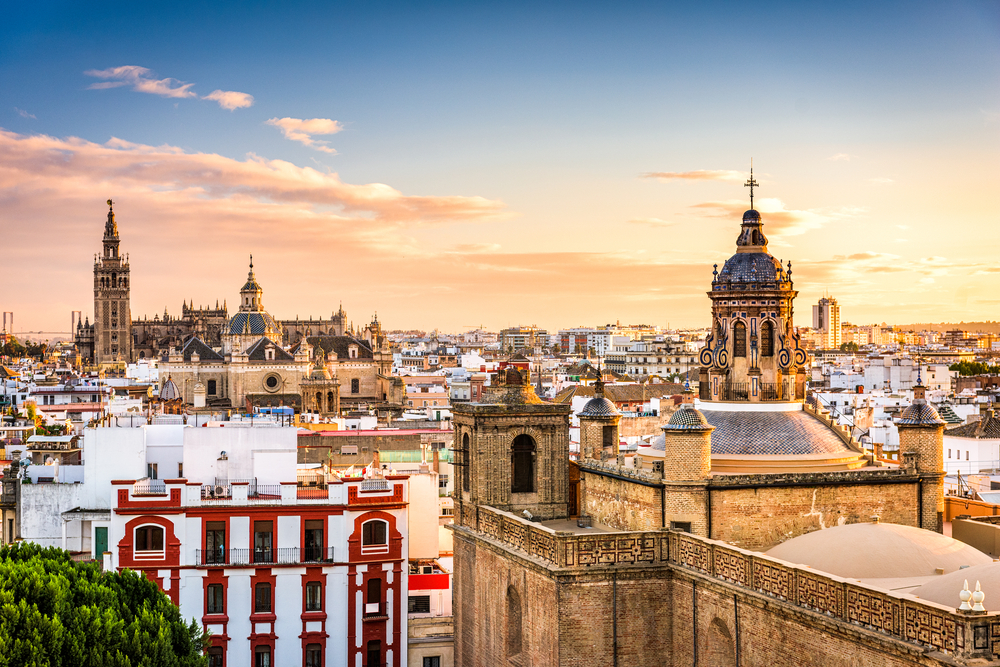 most beautiful places for proposal, best places to propose around Seville/Spain