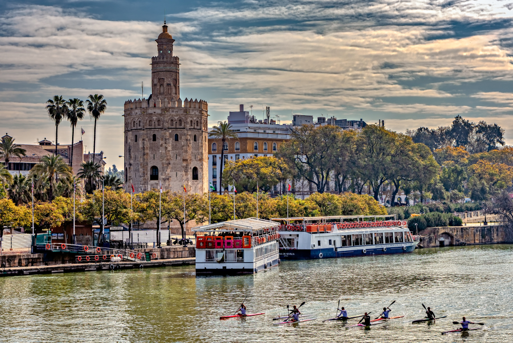 best sport activities for group in seville, best corporate activities in seville, 10 best corporate & group activities in Seville, top 10 group activities in seville