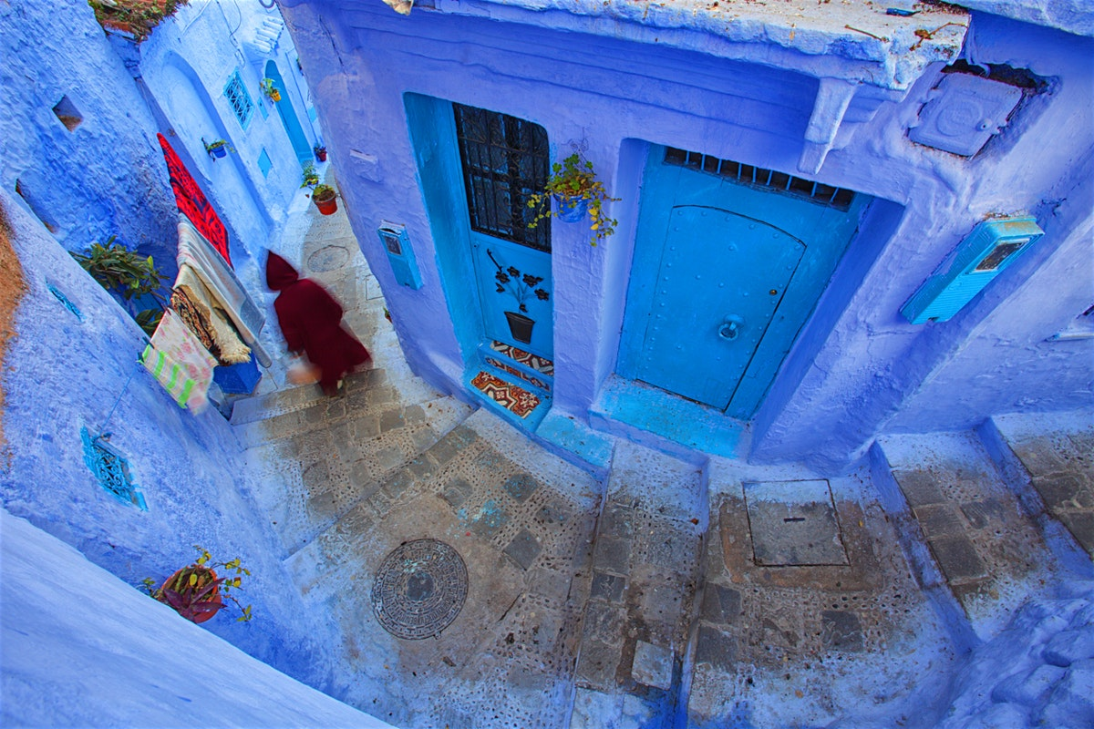 Travel to Chefchaouen