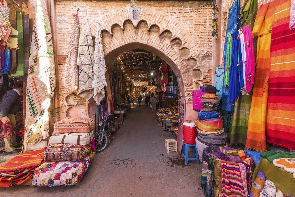 souk , Moroccan souk