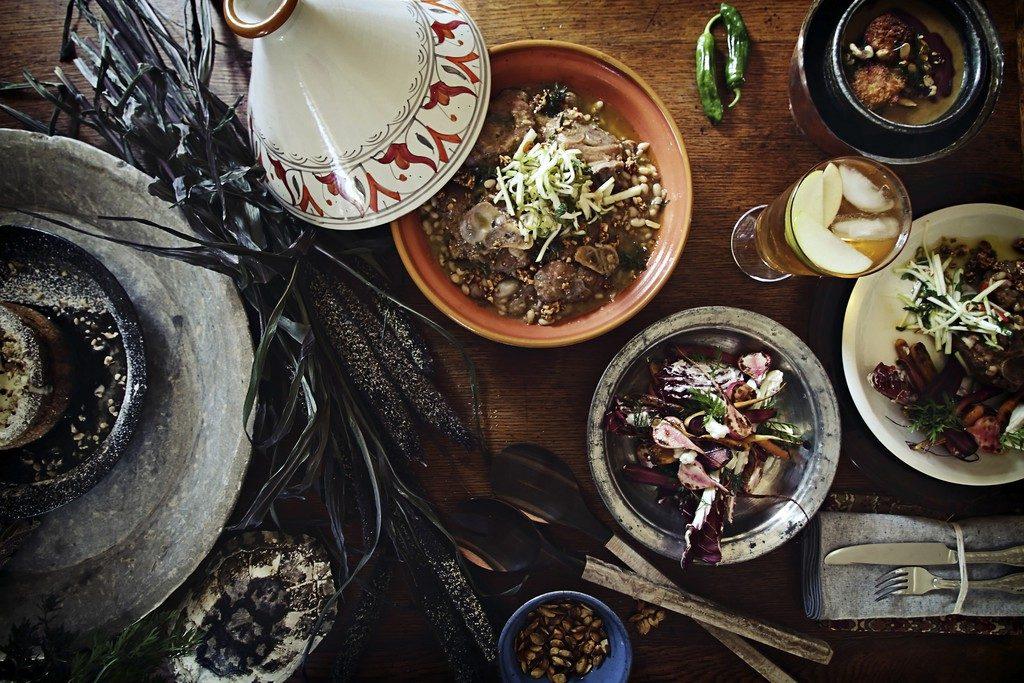moroccan food , food tour Morocco