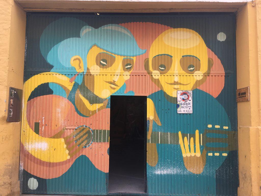 street art alternative seville mural