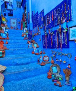 Private day trip from Seville to Chefchaouen