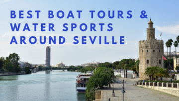 water activities in seville
