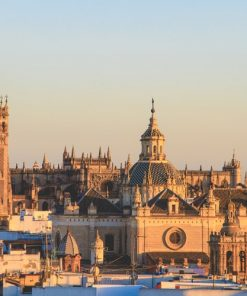 Gothic Cathedral in Seville