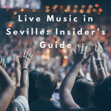 best live music festivals in Seville
