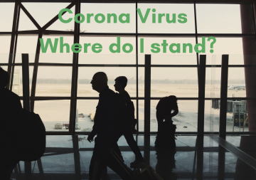 Changes to travel with the Corona Virus