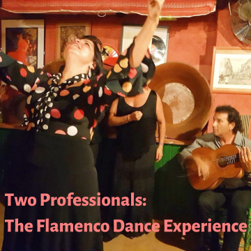 Live flamenco Show in Seville