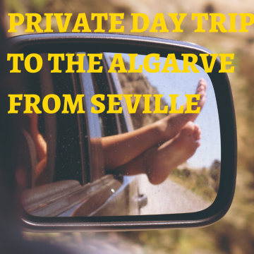 The best way to get to the Algarve from Seville