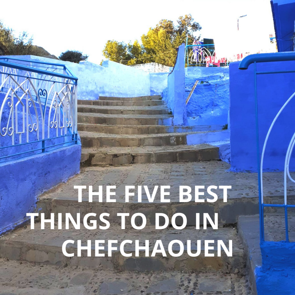 The five best things things to do in Chefchaouen