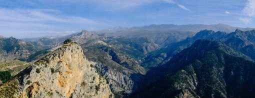 Best views of the sierra nevada on a day trip