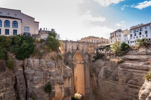 Visit Ronda for a day from Granada