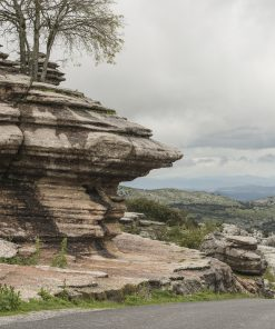 Visit the Natural Park Torcal Antequera Malaga