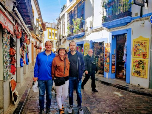 Best things to buy in the Jewish quarter cordoba