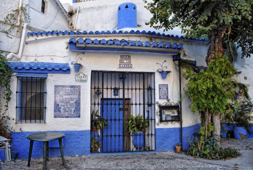 Visit the local houses of Granada and Albaicin in Granada