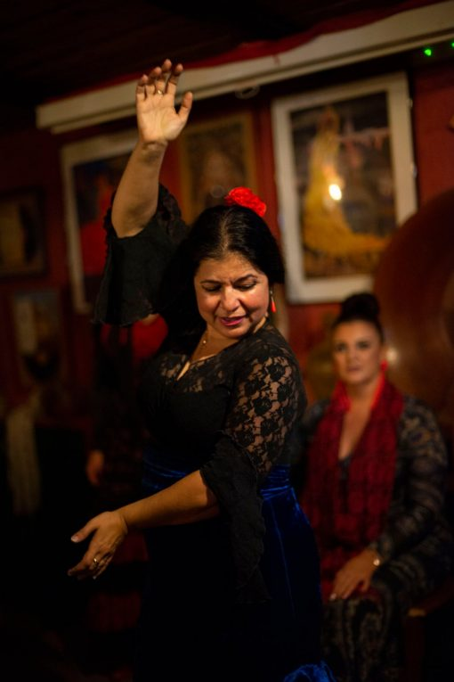 Learn spanish flamenco