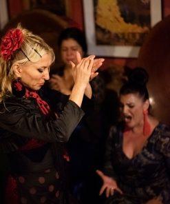 Spanish flamenco dance teacher online