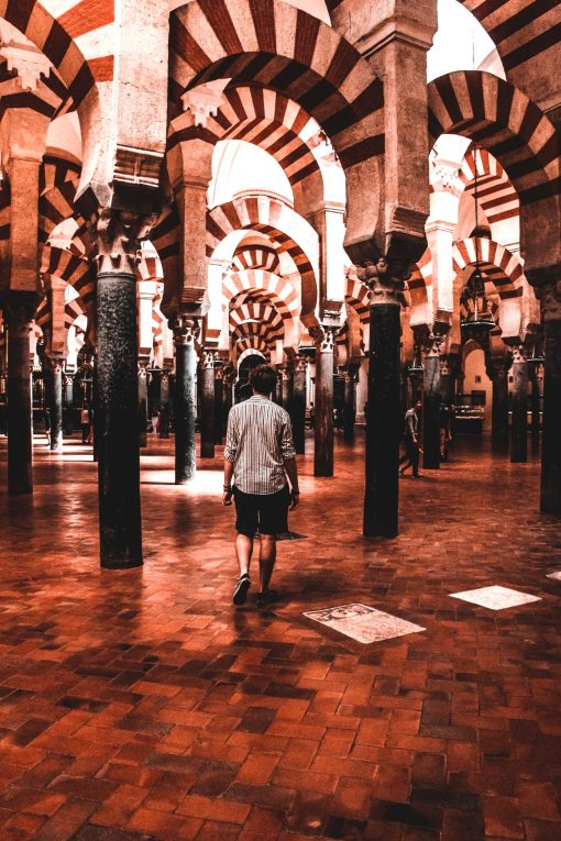 Private tour of the mosque in Cordoba with a loca; guide