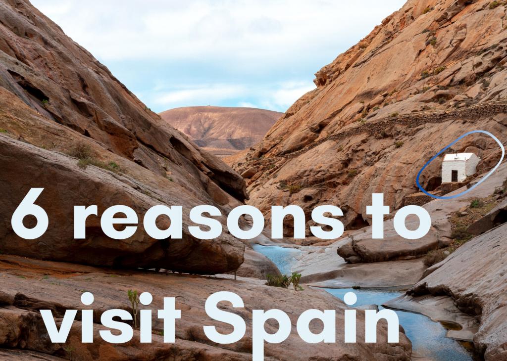 Best outdoor activities in Spain during summer