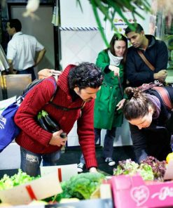 Market and food tour Granada