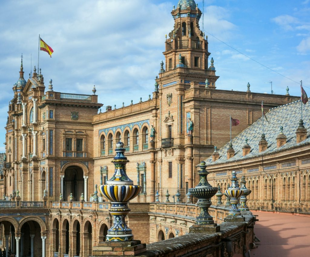 Where to go in Seville?