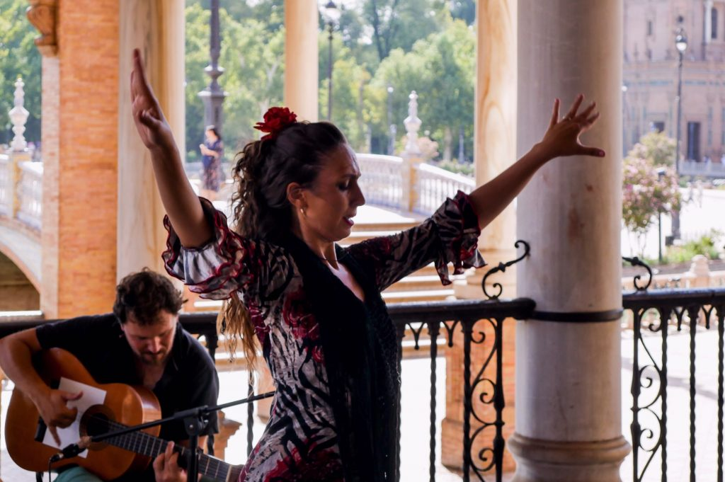 Learn flamenco dance