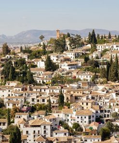 Private walking tour of Granada and Hiking