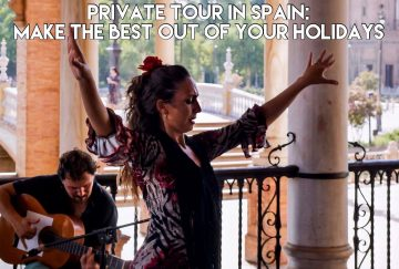 Book a tour guide Seville